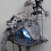 """Потолочные и подвесные светильники ручной работы. Ярмарка Мастеров - ручная работа """"Salon"""". Handmade."""