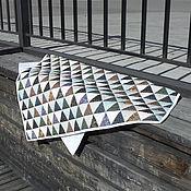 """Для дома и интерьера ручной работы. Ярмарка Мастеров - ручная работа """"Бермудский треугольник"""". Handmade."""