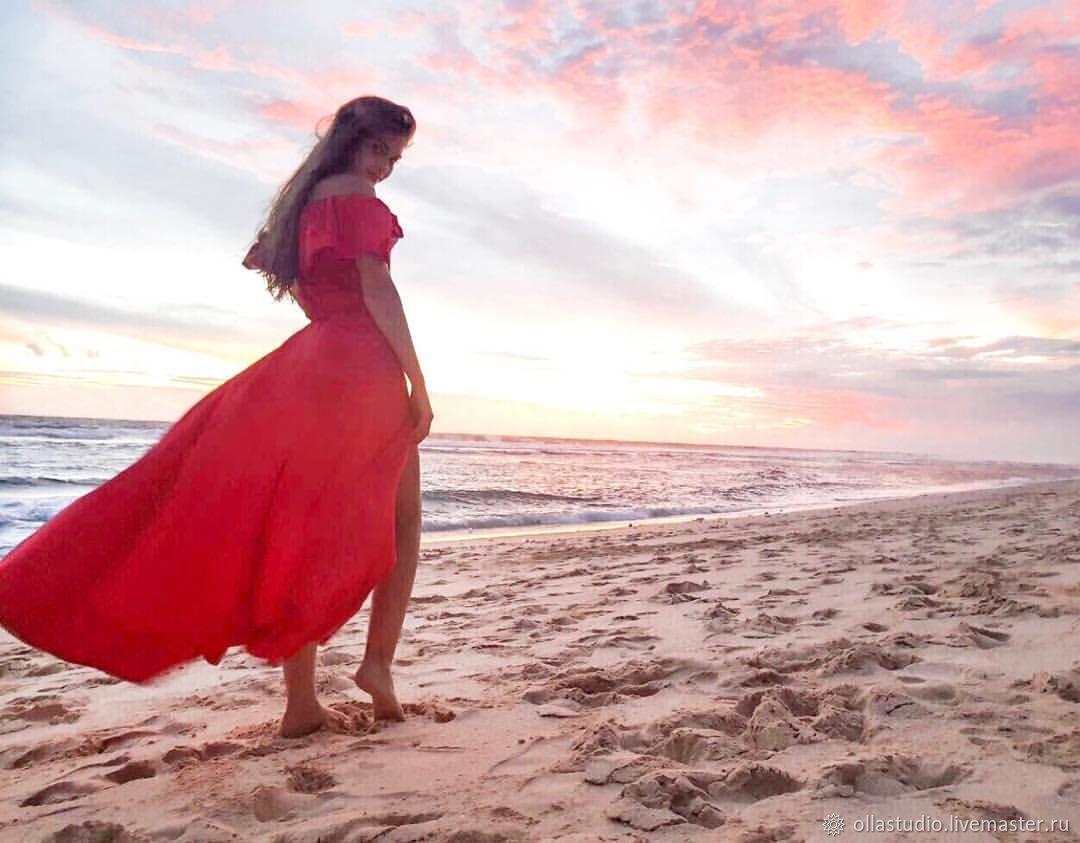 Summer dress, Dresses, Permian,  Фото №1