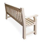 Для дома и интерьера ручной работы. Ярмарка Мастеров - ручная работа Английская скамейка. Handmade.