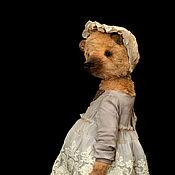 Мишки Тедди ручной работы. Ярмарка Мастеров - ручная работа Мишки Тедди: Мишка Зои. Handmade.