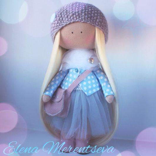 Коллекционные куклы ручной работы. Ярмарка Мастеров - ручная работа. Купить Интерьерная куколка. Handmade. Кукла ручной работы