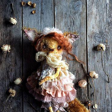 Куклы и игрушки ручной работы. Ярмарка Мастеров - ручная работа Маргоша. Handmade.