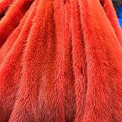 Шкурки цветной норки