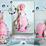 """Куклы и игрушки ручной работы. Ярмарка Мастеров - ручная работа Куколка """"Розовая мечта"""". Handmade."""