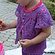 Одежда для девочек, ручной работы. Болеро вязаное ажурное для девочки. Natalia (Natalia1045). Ярмарка Мастеров. Болеро нарядное, сиреневый