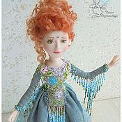 """Куклы и игрушки ручной работы. Ярмарка Мастеров - ручная работа Эльф Лиана  """"Хранительница леса"""". Handmade."""