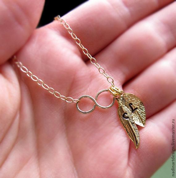 купить золотой браслет женский с подвесками