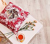 """Для дома и интерьера ручной работы. Ярмарка Мастеров - ручная работа Комплект подушечек """"Людовик"""". Handmade."""
