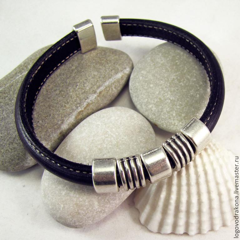 Браслеты для мужчин из серебра