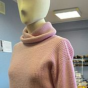 Одежда ручной работы. Ярмарка Мастеров - ручная работа СКИДКА -20%! Свитер ручной работы из мериносовой шерсти. Handmade.