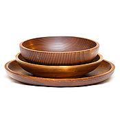 Посуда handmade. Livemaster - original item Dinner set (3#36. Handmade.