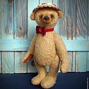 Куклы и игрушки ручной работы. Ярмарка Мастеров - ручная работа мишка тедди Фароу. Handmade.
