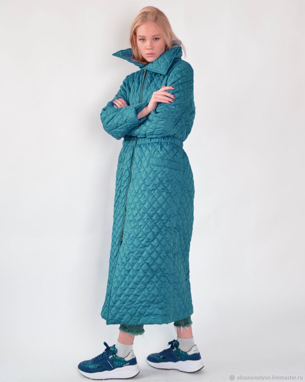 Демисезонное пальто Blau, Пальто, Москва,  Фото №1