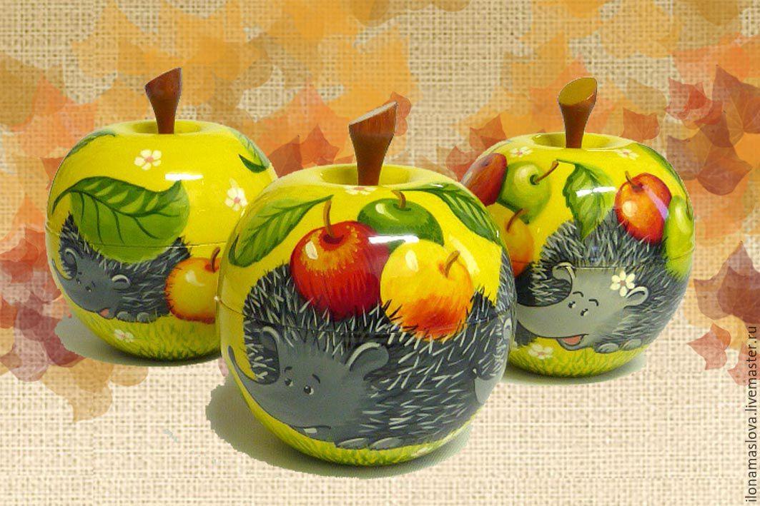 Ёжик продавал яблоки по 30 рублей