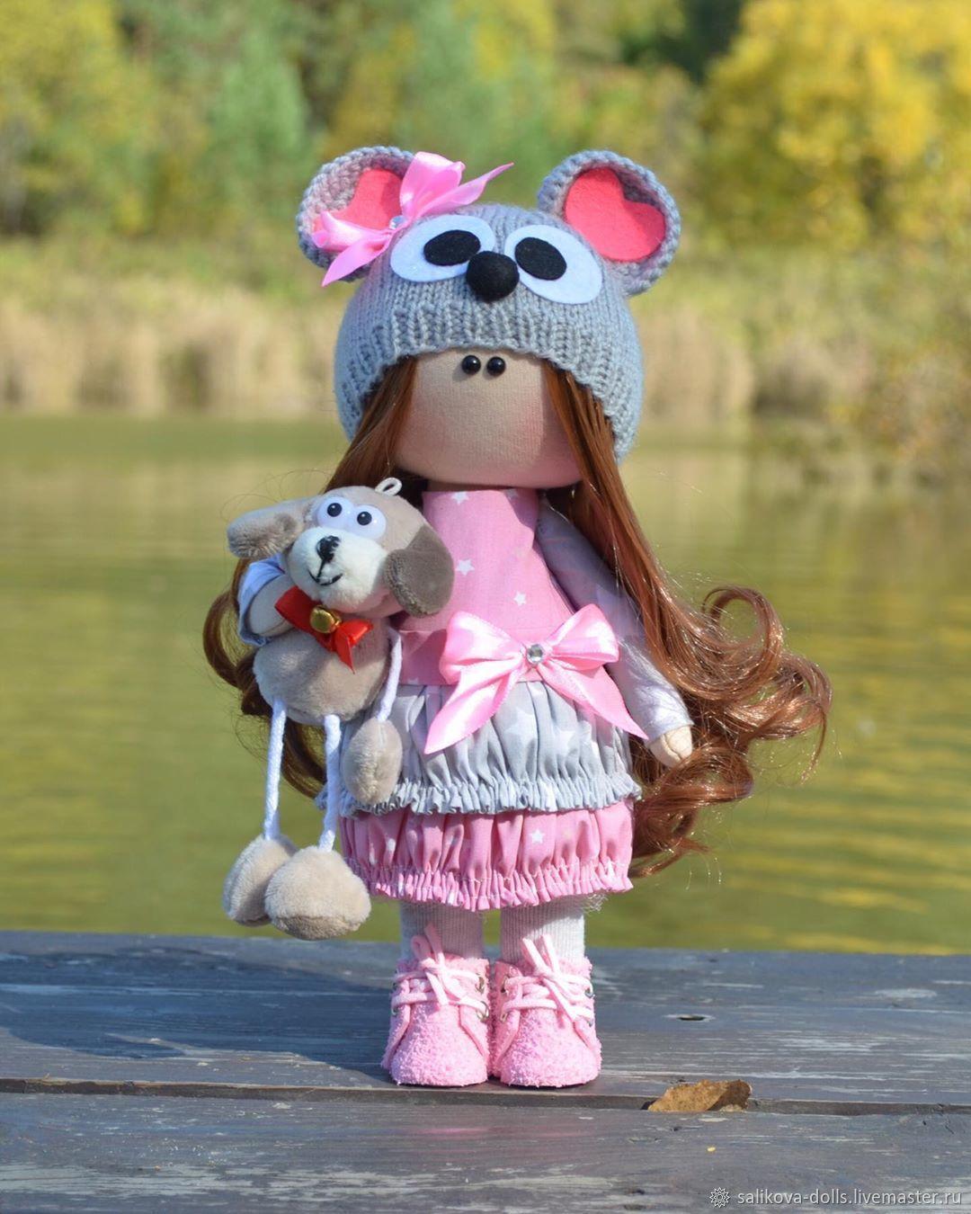 Мышка, Куклы Тильда, Новокузнецк,  Фото №1