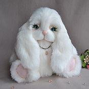 Teddy Toys handmade. Livemaster - original item Teddy Bunny Anyusha. Handmade.