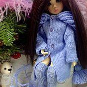 Куклы и игрушки ручной работы. Ярмарка Мастеров - ручная работа Пальто для куклы. Handmade.
