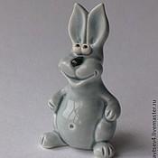 Куклы и игрушки ручной работы. Ярмарка Мастеров - ручная работа Заяц зайка. Handmade.