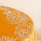 Для дома и интерьера ручной работы. Ярмарка Мастеров - ручная работа Льняная скатерть Аделия. Handmade.