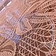 """Текстиль, ковры ручной работы. Заказать Салфетка """"Магнолия"""". Екатерина  Павлухина. Ярмарка Мастеров. Подарок девушке, спицами, винтажный стиль"""