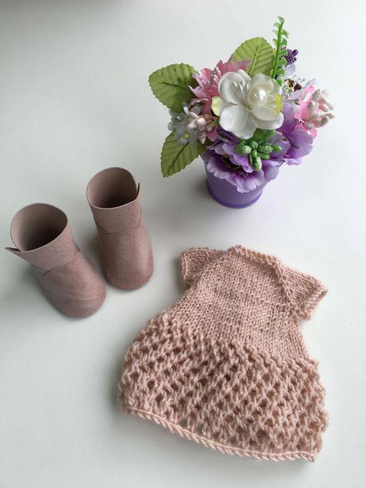 Одежда для кукол ручной работы. Ярмарка Мастеров - ручная работа. Купить Платье для куклы. Handmade. Платье, наряд для куклы