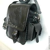 Сумки и аксессуары handmade. Livemaster - original item Bag on your hip. Handmade.