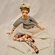 Коллекционные куклы ручной работы. Ветер. Авторская шарнирная кукла. LIONA-DE-LIV. Ярмарка Мастеров. Bjd, подарок