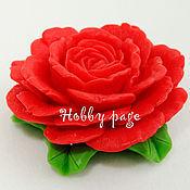 Материалы для творчества handmade. Livemaster - original item Silicone molds for soap English rose. Handmade.