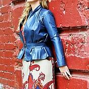 Одежда ручной работы. Ярмарка Мастеров - ручная работа куртка трансформер. Handmade.
