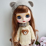Материалы для творчества handmade. Livemaster - original item Doll Blythe with a matte face.. Handmade.