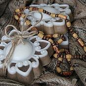 Мыло ручной работы. Ярмарка Мастеров - ручная работа Мыло Восточная сказка с корицей и медом. Handmade.