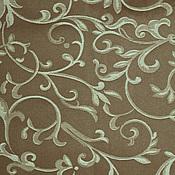 Ткань для скатерти Вензель 4 /Teflon