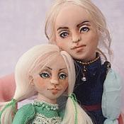 Куклы и игрушки ручной работы. Ярмарка Мастеров - ручная работа Сариэль и Арно. Handmade.