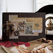 Канцелярские товары ручной работы. Ярмарка Мастеров - ручная работа Алиса в Стране Чудес. Handmade.