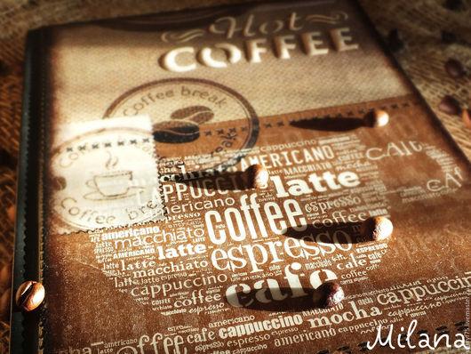 кофе, любителю кофе, подарок кофеману, ежедневник, ежедневник декупаж, еженедельник, ежедневник ручной работы, ежедневник в подарок, удобный ежедневник, оригинальный ежедневник, купить ежедневник