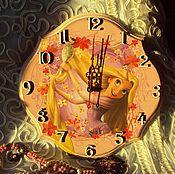 Для дома и интерьера handmade. Livemaster - original item watch princess rapunzel. Handmade.