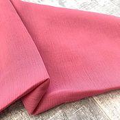 Платки ручной работы. Ярмарка Мастеров - ручная работа Платок шейный розовый (пудровый) шёлк/шифон. Handmade.