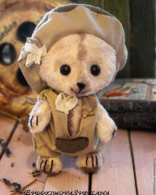 Мишка Тедди, магазин мишек тедди. Мишка Тедди Ариша (игрушка, мишка тедди, мишка, плюшевый).Светлана Евдокимова. Ярмарка мастеров.