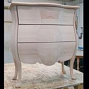 Комоды ручной работы. Ярмарка Мастеров - ручная работа Комоды: Комод из бука. Handmade.