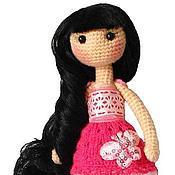 Куклы и игрушки ручной работы. Ярмарка Мастеров - ручная работа Куколка Мими скидка 50 %. Handmade.