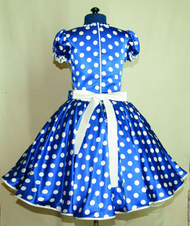 Платье для девочки сшить своими руками: летнее, без выкройки 149