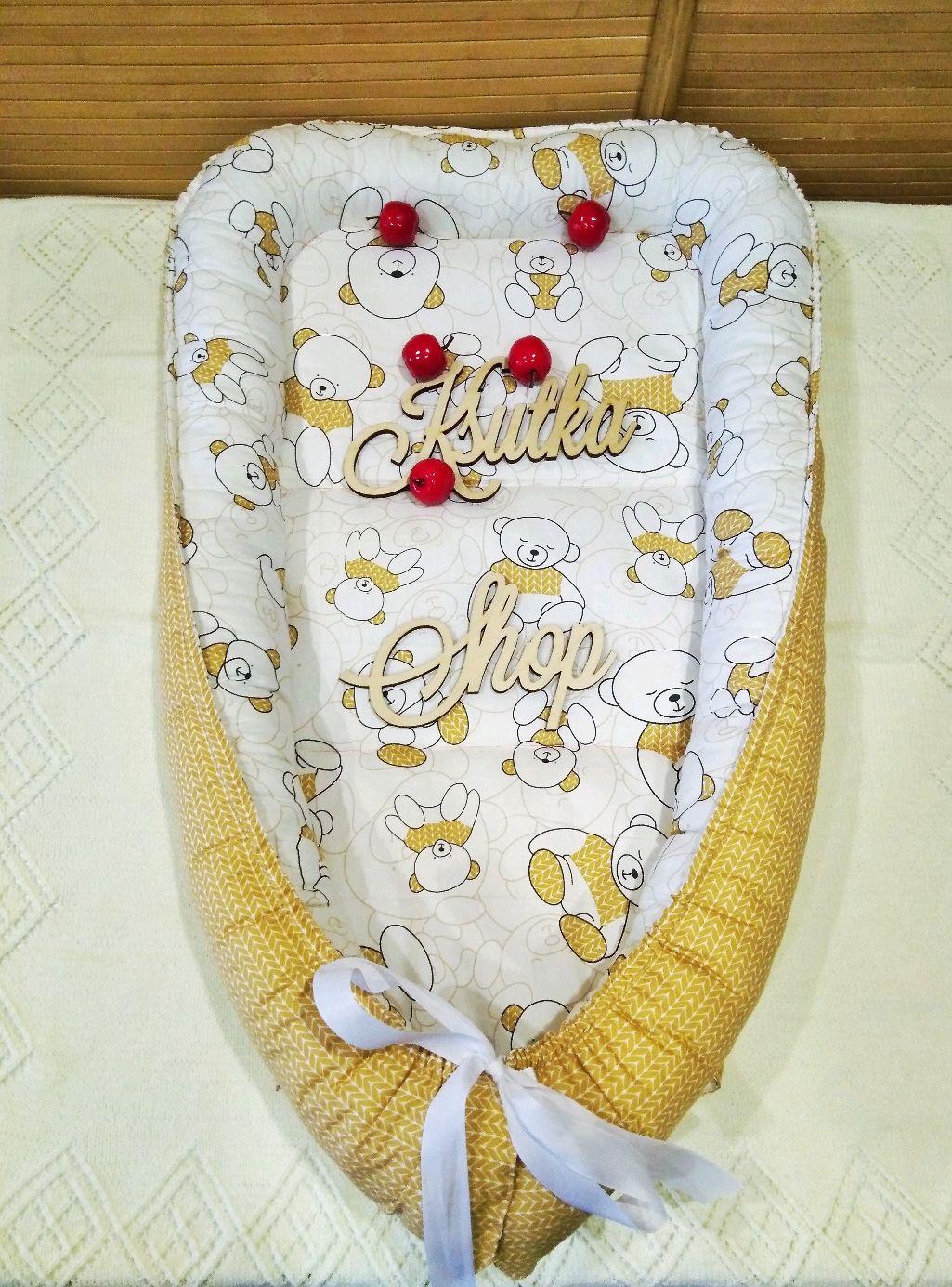 Кокон-гнездышко для детей, Бортики в кроватку, Санкт-Петербург,  Фото №1