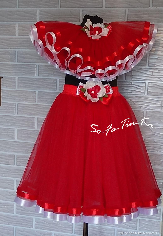 Одинаковые юбки для мамы и дочки, Костюмы, Омск,  Фото №1