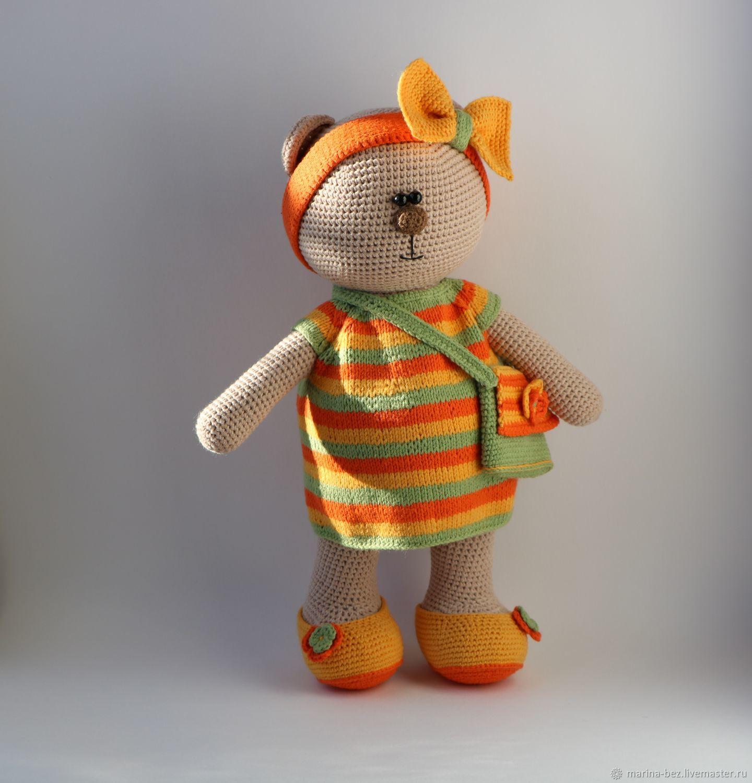 Мишутка Марта, Игрушки, Кумертау, Фото №1