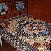 """Для дома и интерьера ручной работы. Ярмарка Мастеров - ручная работа Покрывало  """"Марокко"""". Handmade."""