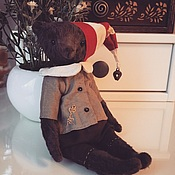 Куклы и игрушки ручной работы. Ярмарка Мастеров - ручная работа Скажите, как его зовут?. Handmade.