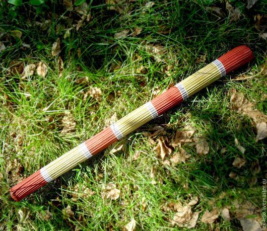 """Медитация ручной работы. Ярмарка Мастеров - ручная работа. Купить Флейта дождя """"Искорки вина"""". Handmade. Бордовый, посох шамана"""