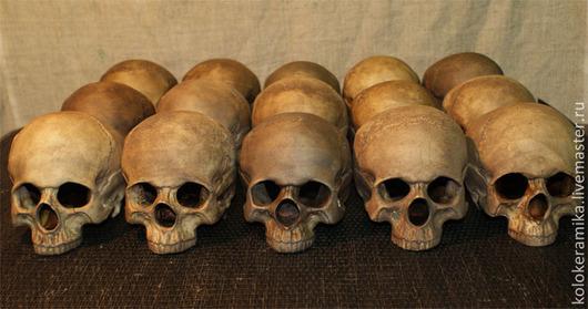 череп под кость