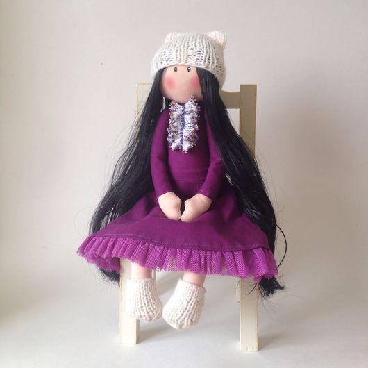Куклы Тильды ручной работы. Ярмарка Мастеров - ручная работа. Купить Кукла по мотивам Сюзанны Вулкотт. Handmade. Бледно-розовый